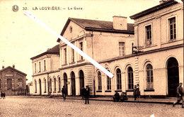 LA LOUVIERE - La Gare - La Louvière