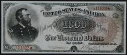 1000 DOLLAR 1890 (US) - United States Notes (1862-1923)