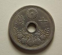 Japan 10 Sen 1922 - Japon