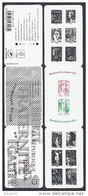 2013 Carnet Adhésif BC 1520B Ou BC 913 La 5é République Au Fil Du Timbre - NEUF Qualité LUXE ** NON Plié - Commémoratifs