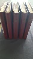Affaire ! Enveloppes 1er Jour Dans 5 Albums 1951-1959, 1 Page Par Enveloppe Cote YT >3800€ - 1950-1959