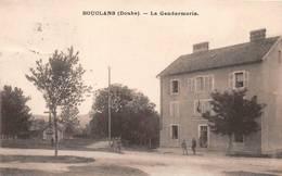 Bouclans Canton Roulans Gendarmerie - Autres Communes