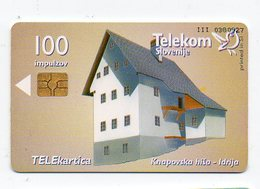 Telekom Slovenije 100 Imp. - BUILDINGS - Slowenien