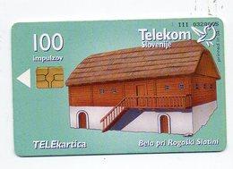 Telekom Slovenije 100 Imp. - BUILDINGS - Slovenia