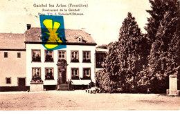 Gaichel-lez-ARLON (Frontière) - Restaurant De La Gaichel - Prop. J. Reisdorif-Dhuren - Cartes Postales