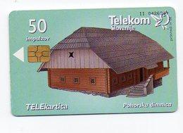 Telekom Slovenije 50 Imp. - BUILDINGS - Slovenia