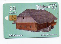 Telekom Slovenije 50 Imp. - BUILDINGS - Slovenië