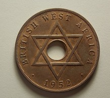 British West Africa 1 Penny 1952 KN - Monnaies