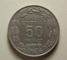 Cameroon 50 Francs 1960 - Cameroun