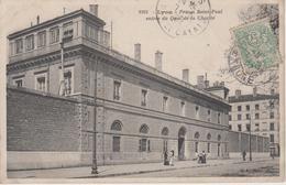CPA Lyon - Prison Saint-Paul - Entrée Du Quai De La Charité - Lyon