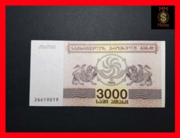 GEORGIA 3.000 Kuponi 1993  P. 45  UNC - Géorgie