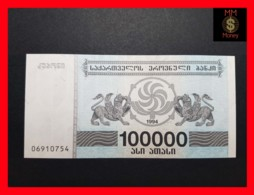 GEORGIA 100.000 Kuponi 1994  P. 48 A  UNC - Géorgie