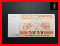 GEORGIA 250.000 Kuponi  1994  P. 50  UNC - Géorgie