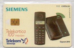 Telekom Slovenije - 100 Imp. - SIEMENS - Slovenia
