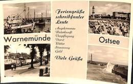 Warnemünde Ostsee (1958) - Rostock