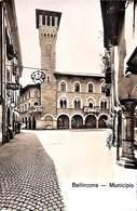 Bellinzona - Municipio (cinema) - TI Tessin