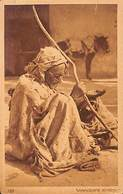 Mendiant Arabe (animée) - Algérie