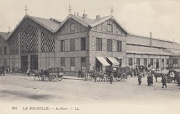 LA ROCHELLE: La Gare - La Rochelle