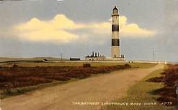 Tarbatness Lighthouse - Châteaux D'eau & éoliennes