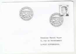2004 ECHTERNACH Luxembourg EVENT COVER Stamps - Covers & Documents