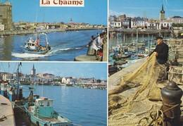 85 Les Sables D'Olonne La Chaume Divers Aspects (2 Scans) - Sables D'Olonne