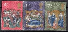 GB 1970 - MiNr: 558 - 560 Komplett   Used - 1952-.... (Elisabeth II.)