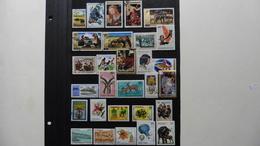 Afrique > Rwanda :29 Timbres Oblitérés - Collections
