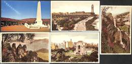 Australia - Lot Of 5 Postcards (see All Scans) - Australie
