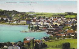 AK 0167  Gmunden Vom Moosberg - Verlag Brandt Um 1927 - Gmunden