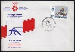 Yugoslavia Sarajevo 1984 / Olympic Games Sarajevo 1984 / Ice Hockey - Invierno 1984: Sarajevo