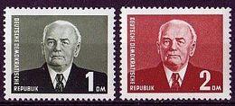 DDR Mi. Nr. 622-623 ** (A-2-55) - DDR
