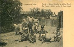 SOUVENIR DE CRETE  LA CANEE PETITS ARABES DE CUM-CAPU - Greece