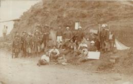CRETE  CARTE PHOTO  LA CANEE 1908 - Greece