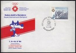 Yugoslavia Sarajevo 1984 / Olympic Games Sarajevo 1984 / Welcome To Sarajevo - Winter 1984: Sarajevo