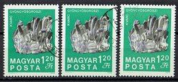 Ungarn 1969 // Mi. 2523 O 3x - Ungarn