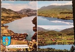 Ak Österreich - Seeboden Am Millstättersee - Übersicht - Wappen - Spittal An Der Drau