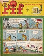 Rare Revue Vaillant Le Journal De Pif N°1128 ...1966 - Pif - Autres