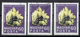 Ungarn 1969 // Mi. 2521 O 3x - Ungarn