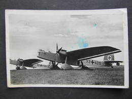 AK  LUFTWAFFE Aeroplane Flugzeug Ca.1940 2WK ////  D*36926 - Aviateurs