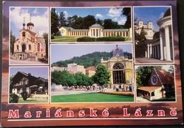 Ak Tschechien - Marianske Lazne,Marienbad - Stadtansichten - Tschechische Republik