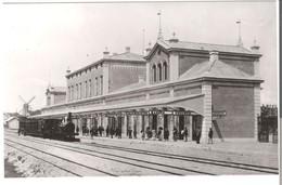 Dordrecht - Station -  1872 (AK3272) - Dordrecht