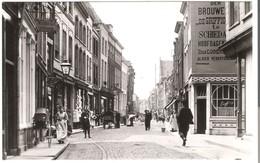 Dordrecht - Vorrstraat Bij Torenstraat En Boomstraat, Omstreeks -  1910  (AK3273) - Dordrecht