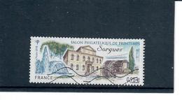 Yt 5210 Sorgues Salon Philatelique Fontaine - France