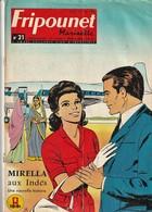 Rare Revue Fripounet N°21 Du 21 Mai 1964 - Fripounet