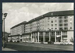 Dresden / Ernst-Thälmann-Straße - Echt Foto S/w - N. Gel. - DDR - J 01/68 - A. & R. Adam, 8044 Dresden - Alttolkewitz 9 - Dresden