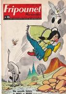 Rare Revue Fripounet N°46 Du 12 Novembre 1964 - Fripounet