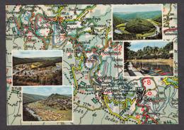 91237/ BELGIQUE, Vallée De La Semois, D'après Michelin N° 4 - Cartes Géographiques
