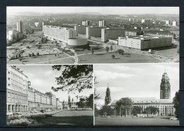 Dresden - Mbk - Echt Foto S/w - N. Gel. - DDR - P 2/83 - Verlag Görtz, 4732 Bad Frankenhausen - Dresden