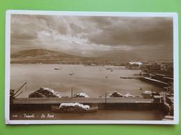 Liban - Carte Postale - Tripoli - Le Port (Photo Sport - Rue Weygand - Beyrouth) - Liban