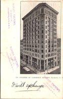 New York Rochester Chamber Of Commerce Building 1905 - Rochester